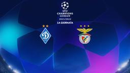 Dinamo Kiev - Benfica