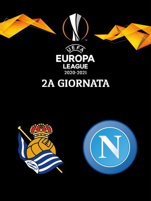 Real Sociedad - Napoli