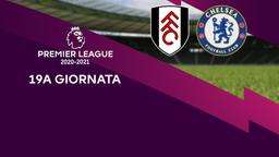 Fulham - Chelsea. 19a g.