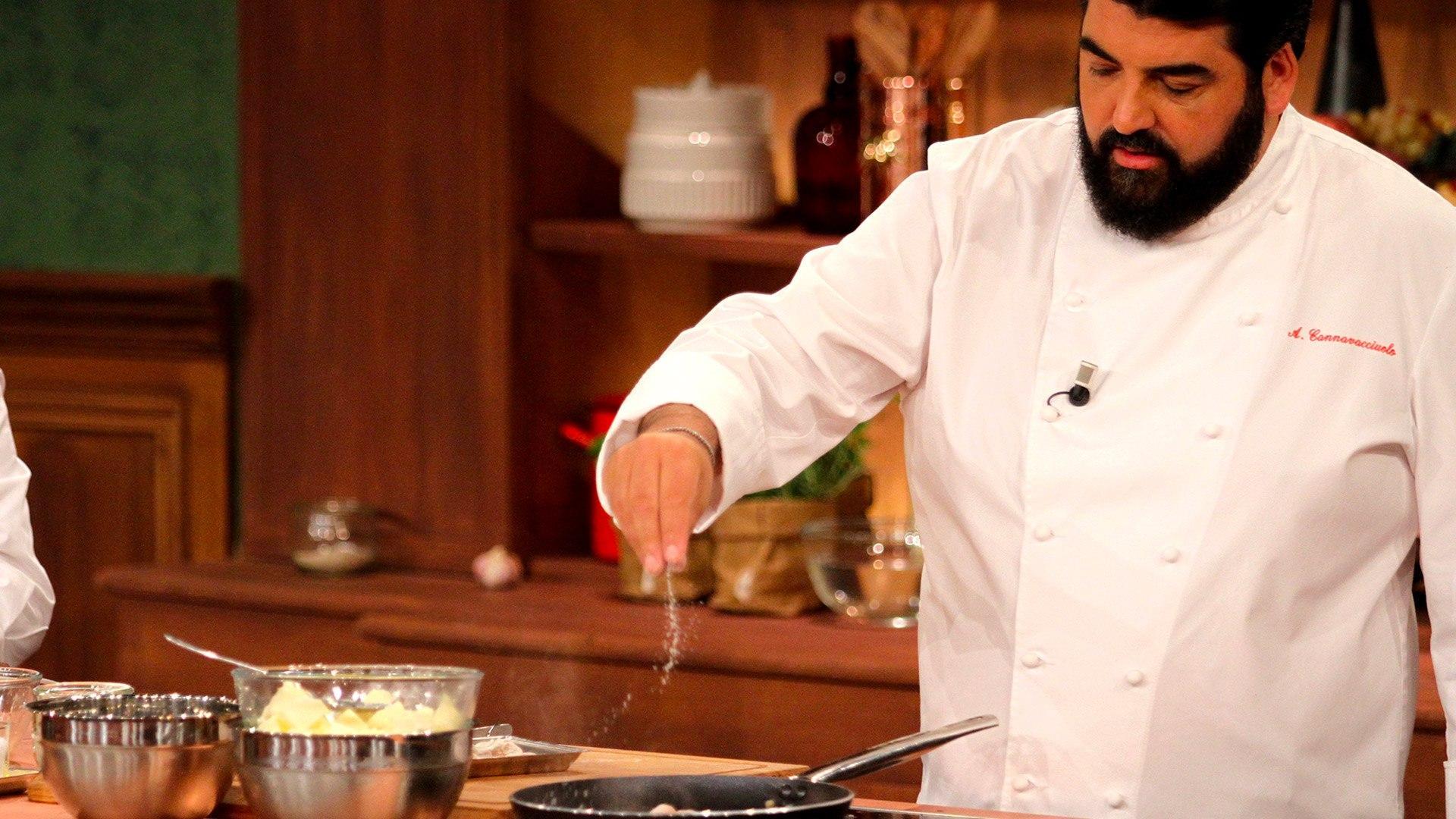 Sky Uno Antonino Chef Academy
