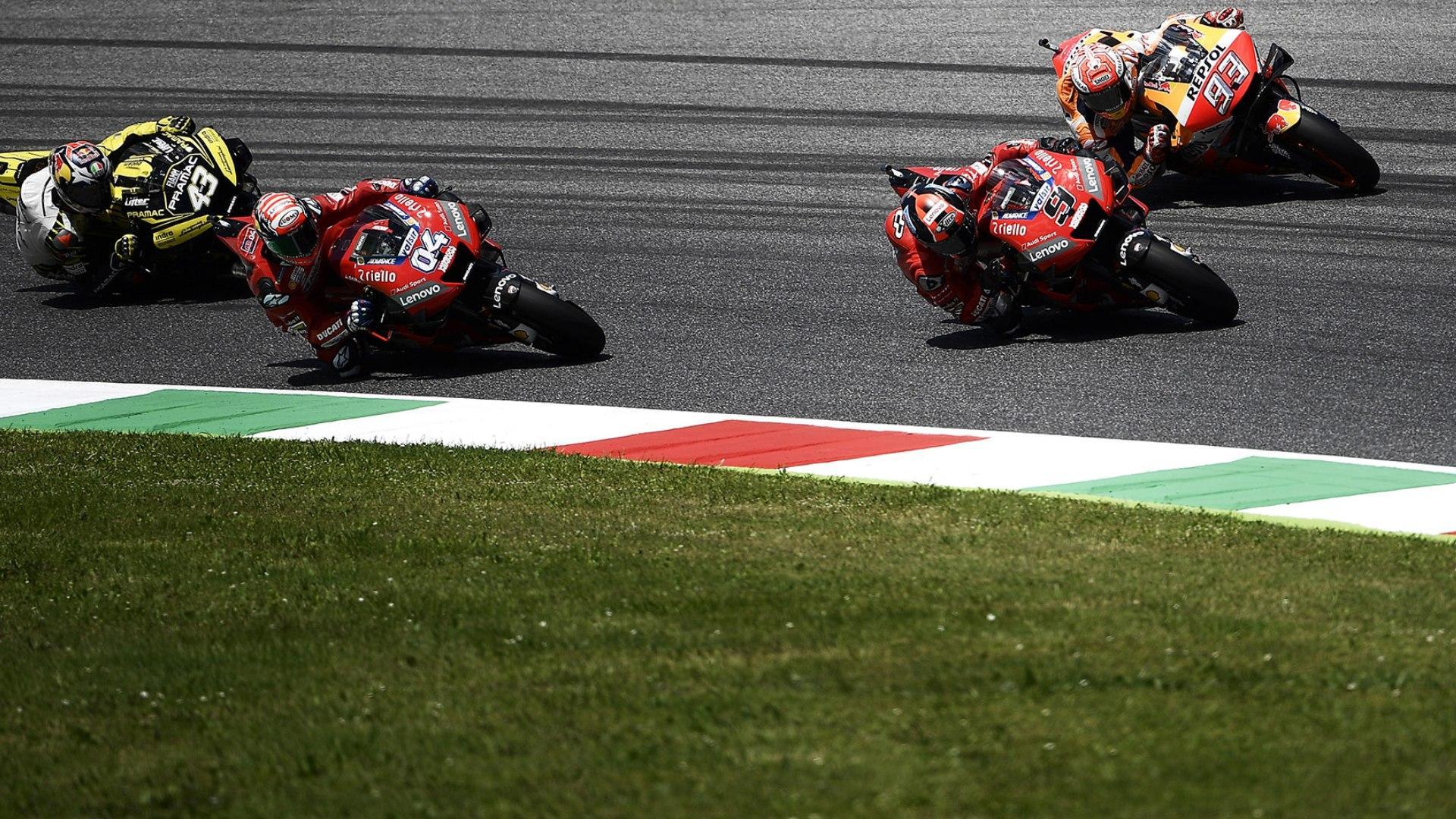 Sky Sport MotoGP Reparto Corse MotoGP
