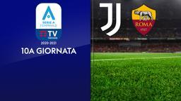 Juventus - Roma. 10a g.