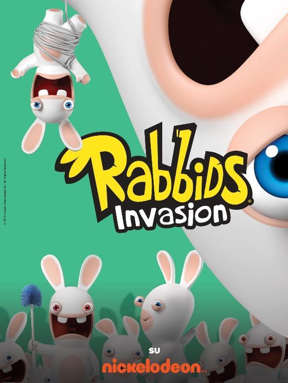 S2 Ep12 - Rabbids: Invasion