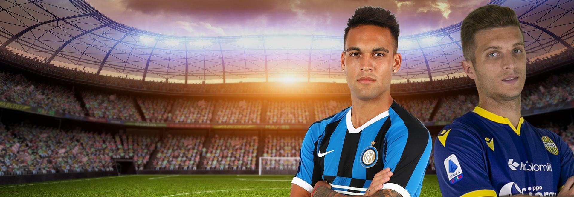 Inter - Verona. 12a g.