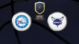 76ers - Hornets 17/11/18 Walker: 60pts