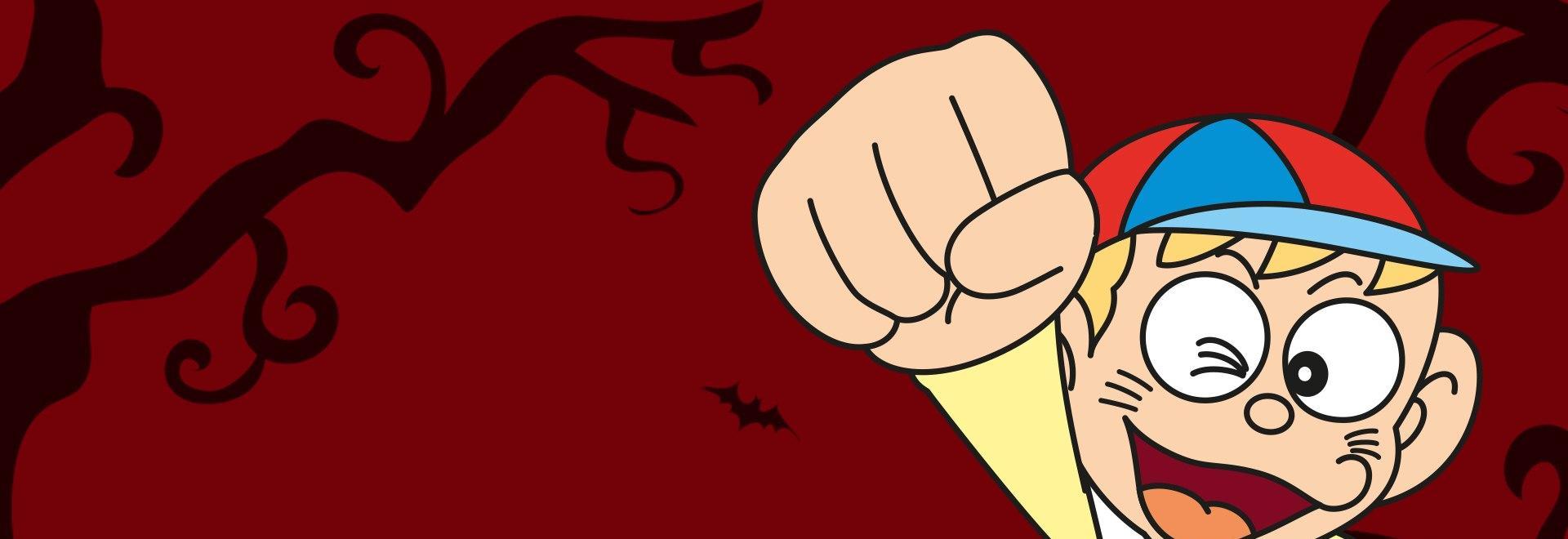Black Bat l'incapace / Il fantasma Poltergeist