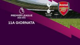Tottenham - Arsenal. 11a g.