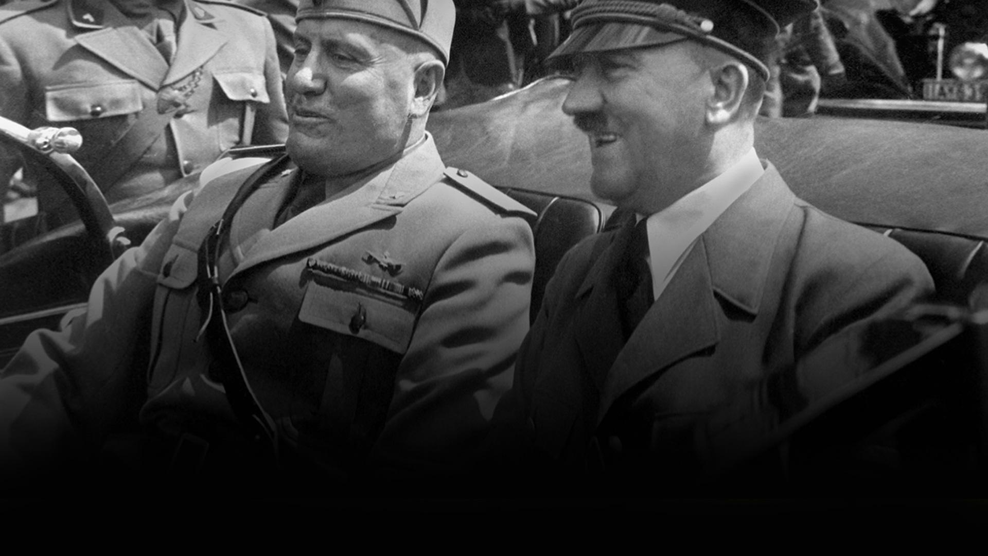 History HD L'amicizia fatale. Hitler e Mussolini