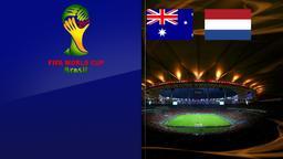 Australia - Olanda. Gruppo B. 2a giornata