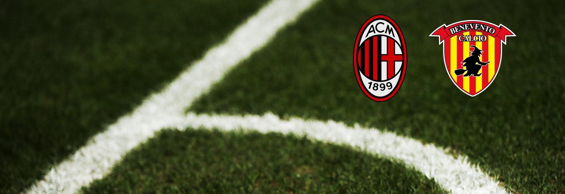 Milan - Benevento. 34a g.