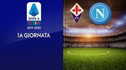 Fiorentina - Napoli. 1a g.