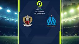 Nizza - Olympique Marsiglia