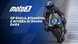 GP Emilia Romagna e Riviera di Rimini. Gara