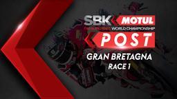 Gran Bretagna Race 1