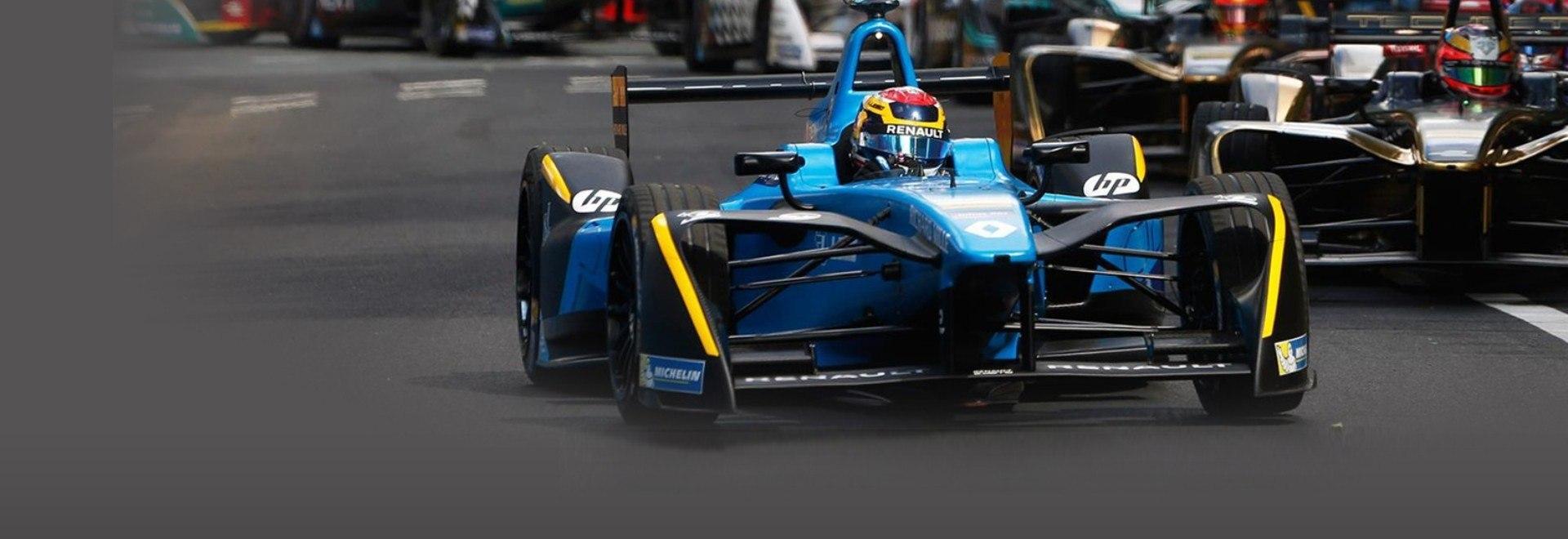 Formula E Inside the Team