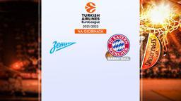 Zenit - Bayern Monaco