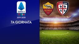 Roma - Cagliari. 7a g.