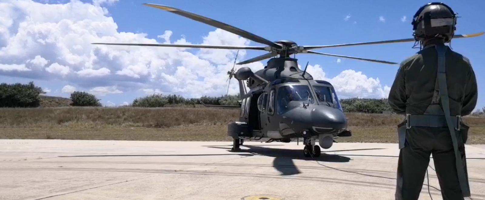Emergency rescue: in volo con il 15 stormo