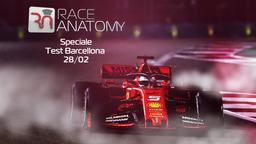 Speciale Test Barcellona 28/02. 3a g.
