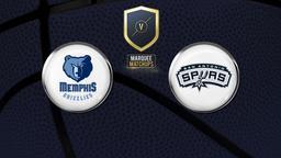 Grizzlies - Spurs 17/12/14