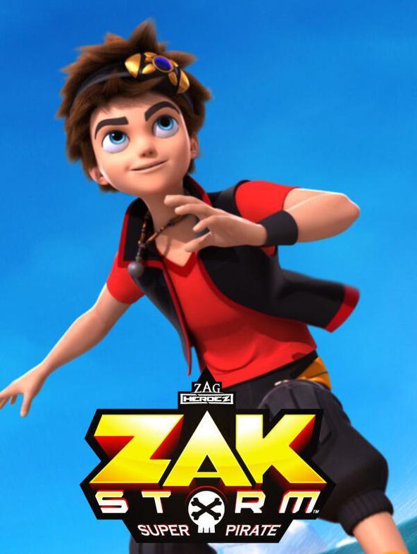 S1 Ep8 - Zak Storm