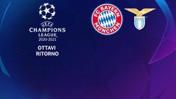 Bayern Monaco - Lazio. Ottavi Ritorno