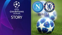Napoli - Chelsea 21/02/12