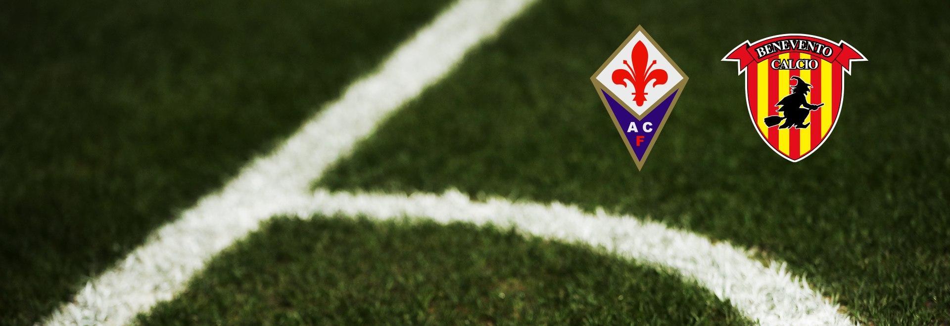 Fiorentina - Benevento. 8a g.
