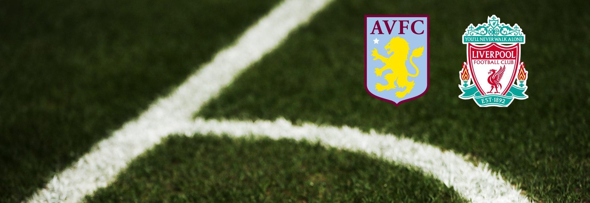 Aston Villa - Liverpool. 3° turno
