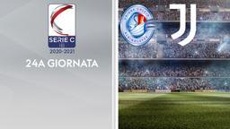 Albinoleffe - Juventus U23. 24a g.
