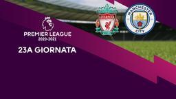 Liverpool - Manchester City. 23a g.