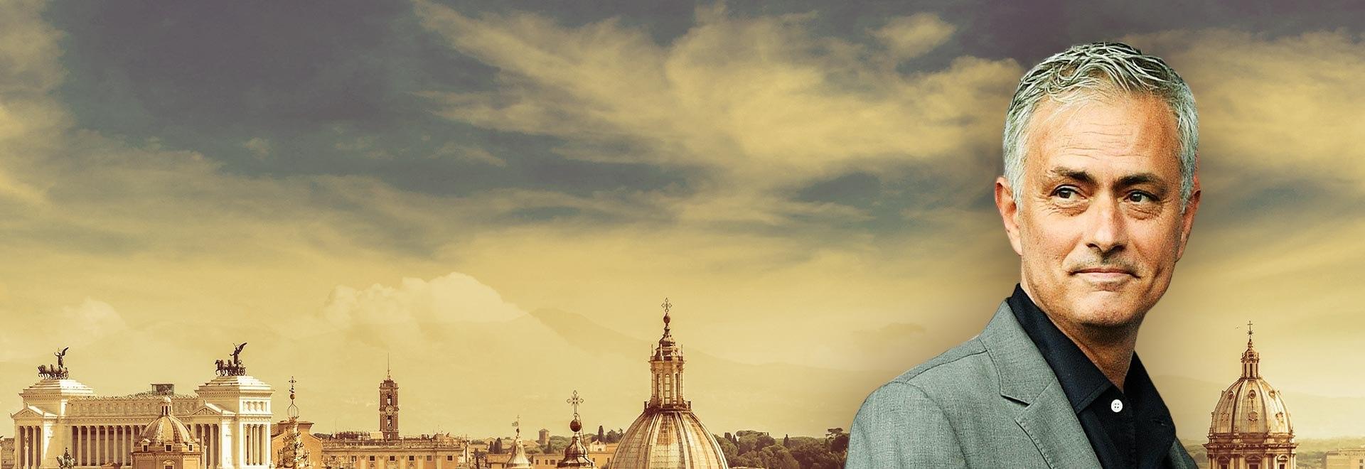 Roma: La prima di Mou