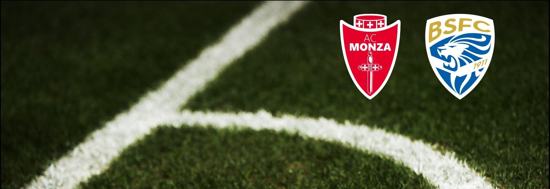Monza - Brescia. 38a g.