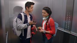 In ascensore