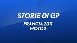 Francia 2011. Moto2