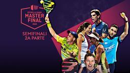 Menorca Master Final. Semifinali. M e F. 2a parte