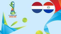 Olanda - Paraguay. 1° Quarto