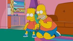 Il nuovo amico di Bart