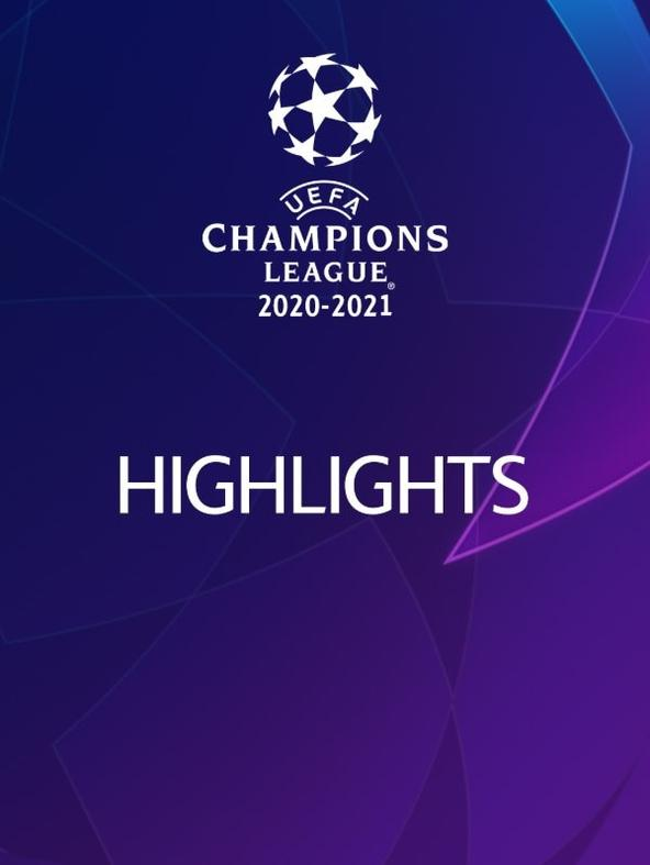 Highlights UEFA Champions League