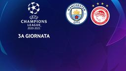 Manchester City - Olympiacos. 3a g.