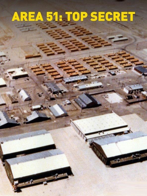 Area 51: Top Secret