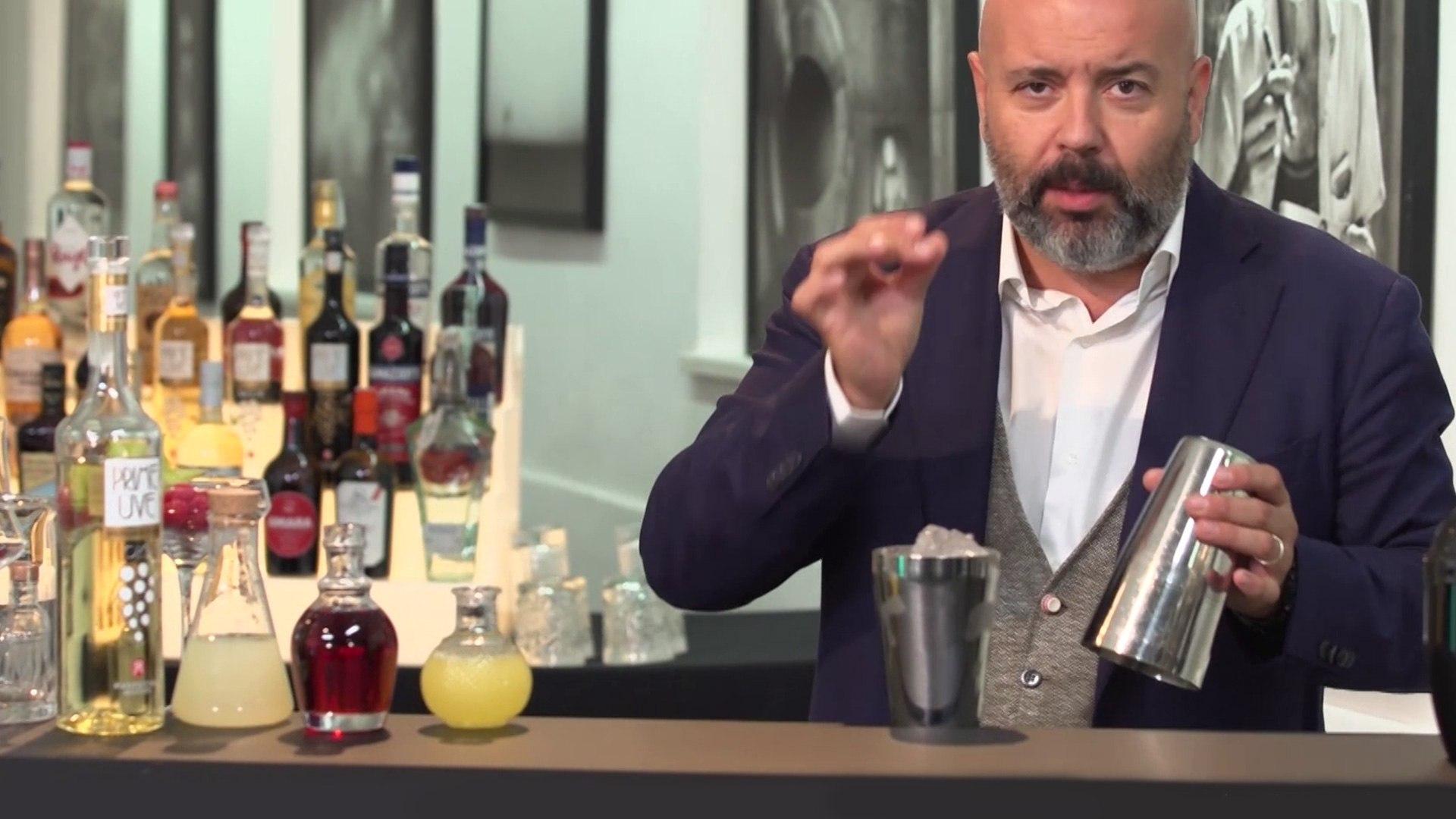 Gambero Rosso HD Spirits - I maestri del cocktail