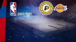 Indiana - LA Lakers
