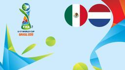 Messico - Olanda. 1a semifinale