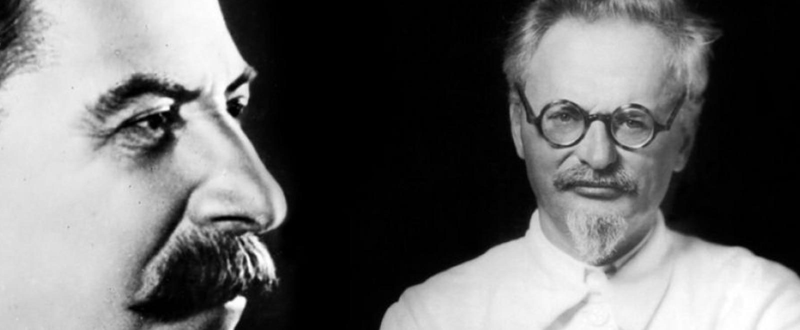 Stalin - Trotsky: duello mortale