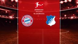 Bayern Monaco - Hoffenheim