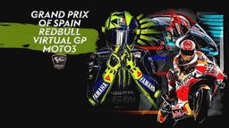 Grand Prix of Spain Redbull Virtual GP: Moto3
