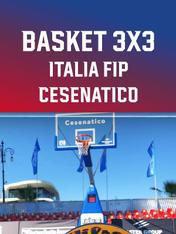 Basket 3x3 Italia FIP Cesenatico