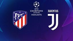 Atletico M - Juventus