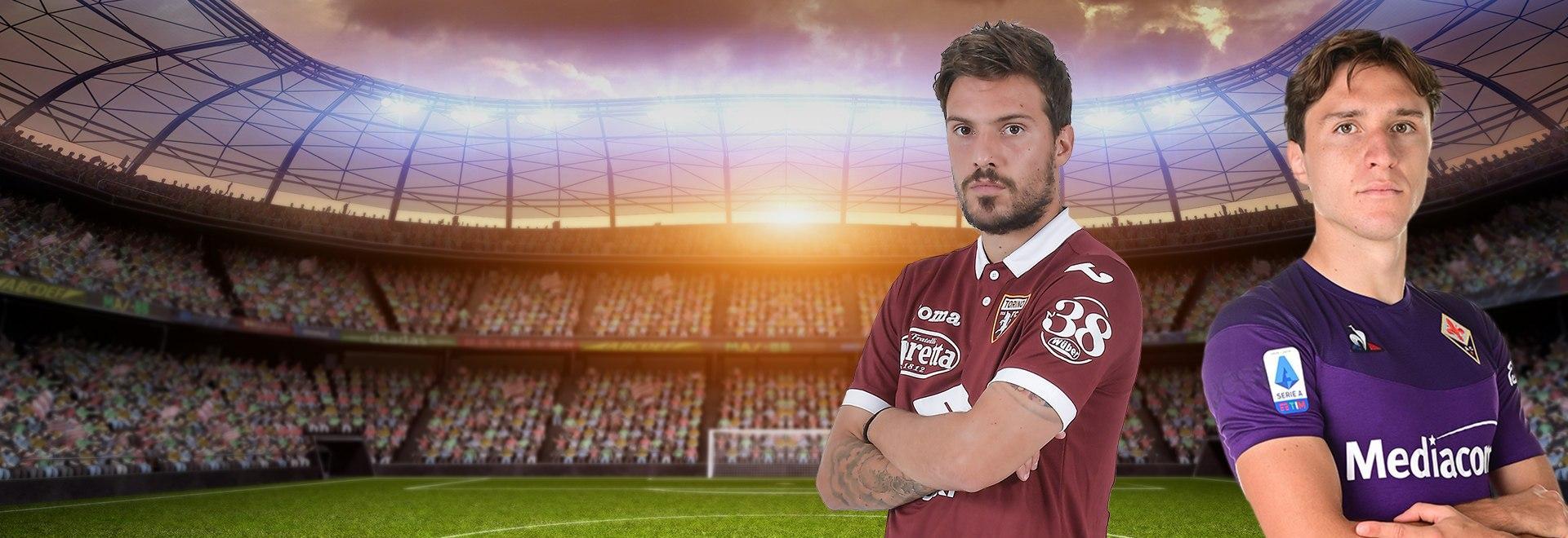Torino - Fiorentina. 15a g.